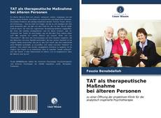Borítókép a  TAT als therapeutische Maßnahme bei älteren Personen - hoz