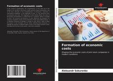 Bookcover of Formation of economic costs