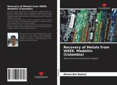 Capa do livro de Recovery of Metals from WEEE. Medellín (Colombia)