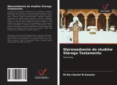 Обложка Wprowadzenie do studiów Starego Testamentu