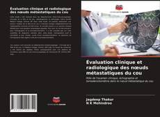 Évaluation clinique et radiologique des nœuds métastatiques du cou kitap kapağı