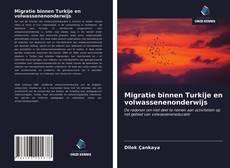 Portada del libro de Migratie binnen Turkije en volwassenenonderwijs