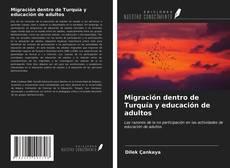 Portada del libro de Migración dentro de Turquía y educación de adultos