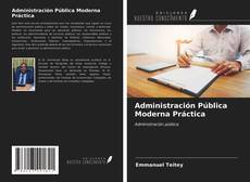Copertina di Administración Pública Moderna Práctica