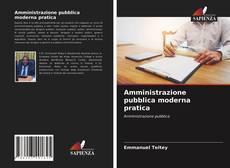 Copertina di Amministrazione pubblica moderna pratica