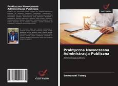 Praktyczna Nowoczesna Administracja Publiczna kitap kapağı