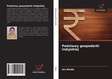 Portada del libro de Podstawy gospodarki indyjskiej