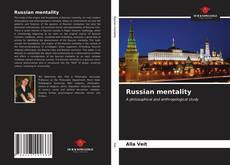 Bookcover of Russian mentality