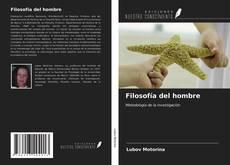 Bookcover of Filosofía del hombre