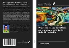 Buchcover von Preocupaciones temáticas en las novelas de Anita Nair: Un estudio