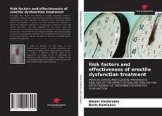 Couverture de Risk factors and effectiveness of erectile dysfunction treatment