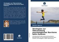 Capa do livro de Strategien zur Überwindung psychologischer Barrieren beim Zuhören