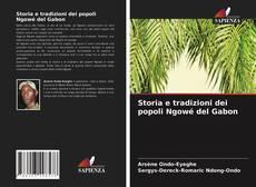 Copertina di Storia e tradizioni dei popoli Ngowé del Gabon
