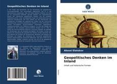 Borítókép a  Geopolitisches Denken im Inland - hoz