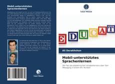 Обложка Mobil-unterstütztes Sprachenlernen