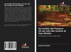 Capa do livro de Un'analisi del Feature 33 nel sito del mulino di Van Winkle