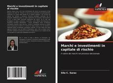 Bookcover of Marchi e investimenti in capitale di rischio