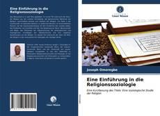 Bookcover of Eine Einführung in die Religionssoziologie