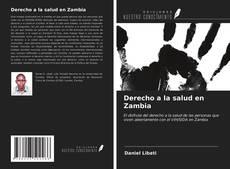 Portada del libro de Derecho a la salud en Zambia