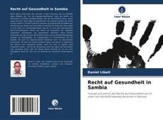 Buchcover von Recht auf Gesundheit in Sambia