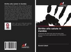 Portada del libro de Diritto alla salute in Zambia