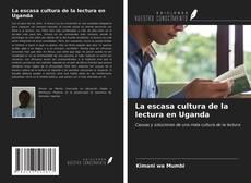 Portada del libro de La escasa cultura de la lectura en Uganda