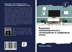 Bookcover of Будущее некоммерческого телевидения в цифровую эпоху
