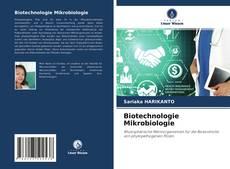 Bookcover of Biotechnologie Mikrobiologie