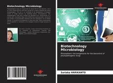 Buchcover von Biotechnology Microbiology