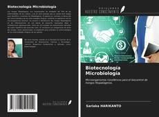 Capa do livro de Biotecnología Microbiología