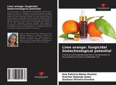 Buchcover von Lime orange: fungicidal biotechnological potential