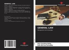 Borítókép a  GENERAL LAW - hoz