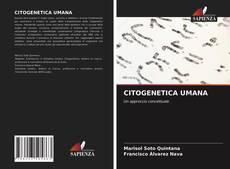 Bookcover of CITOGENETICA UMANA