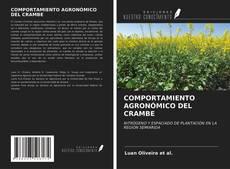 COMPORTAMIENTO AGRONÓMICO DEL CRAMBE的封面