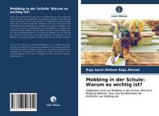 Buchcover von Mobbing in der Schule: Warum es wichtig ist?