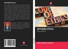Bookcover of APTIDÃO ÉTICA