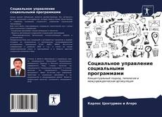 Bookcover of Социальное управление социальными программами
