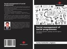 Social management of social programmes的封面