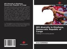 Borítókép a  HIV diversity in Kinshasa, Democratic Republic of Congo - hoz