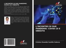 Borítókép a  L'INCONTRO DI DUE PANDEMIE: COVID-19 E OBESITÀ - hoz