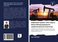 Bookcover of Нефтяной кризис 1973 года и Фонд Международного энергетического агентства