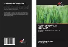 Couverture de CORMOPHLORA di ROMANIA