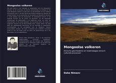 Bookcover of Mongoolse volkeren