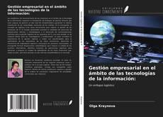 Borítókép a  Gestión empresarial en el ámbito de las tecnologías de la información: - hoz