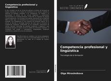 Borítókép a  Competencia profesional y lingüística - hoz