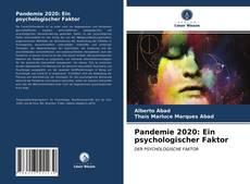 Bookcover of Pandemie 2020: Ein psychologischer Faktor