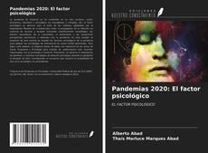 Pandemias 2020: El factor psicológico kitap kapağı