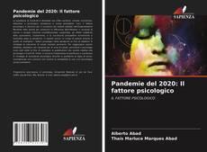 Bookcover of Pandemie del 2020: Il fattore psicologico