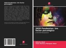 2020 Pandemias: Um factor psicológico kitap kapağı