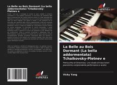 Copertina di La Belle au Bois Dormant (La bella addormentata) Tchaikovsky-Pletnev e